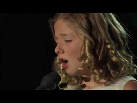 Jackie Evancho The Lord's Prayer HD