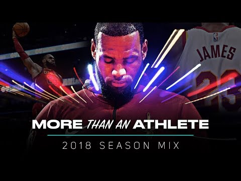 WATCH: Relive LeBron James' epic 2017-18 season in this mini movie