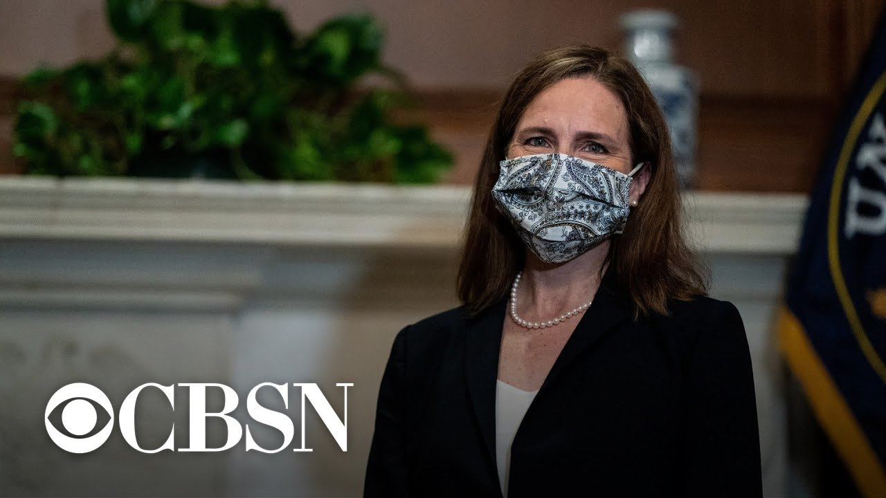 What to expect tonight with Senate set to confirm Amy Coney Barrett to Supreme Court