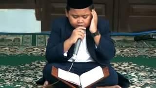 qiroah qori cilik terbaik indonesia muhamad farhan youtube 240p