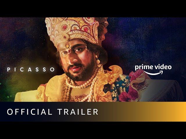 Picasso - Official Trailer | Prasad Oak, Samay Sanjeev Tambe and Ashwini Mukadam |Amazon Prime Video