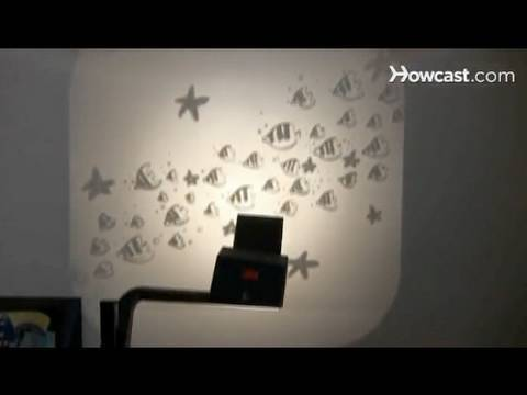 How to Paint a Mural with a Projector