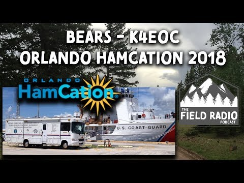 Tour Of The Brevard Emergency Amateur Radio Services (BEARS)