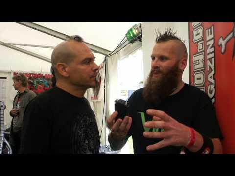Armored Saint Bloodstock Festival Interview 2015