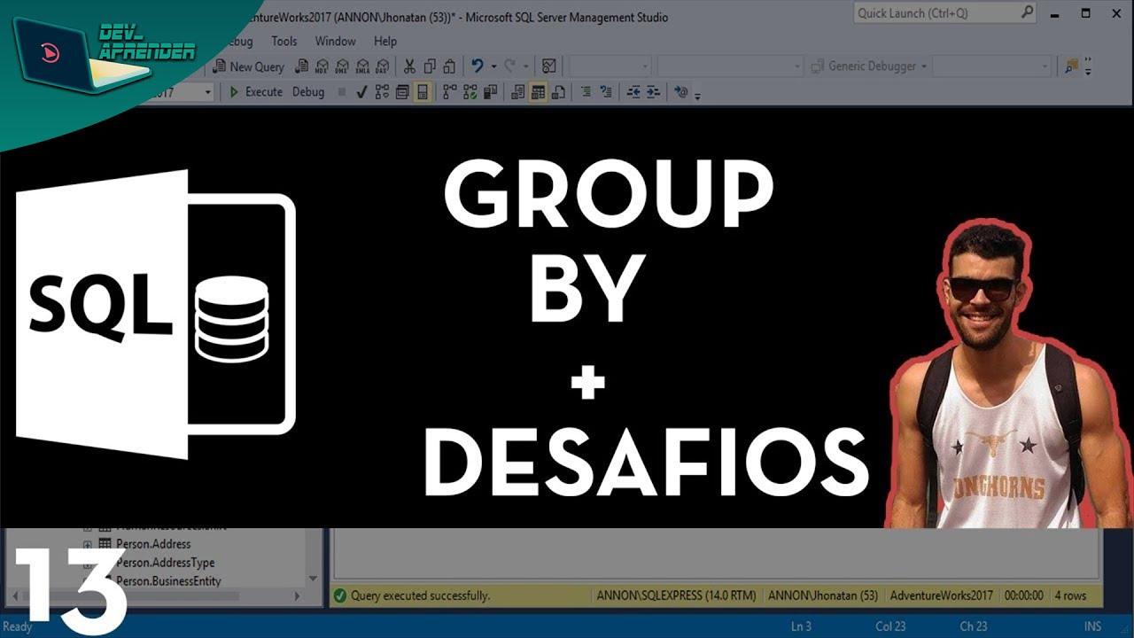 Download SQL AULA 13 - GROUP BY
