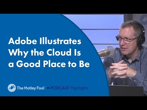 Adobe Illustrates Why the Cloud Is a Good Place to Be