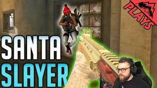 Santa Slayer - *SOLO WIN* Vikendi (Full Gameplay)