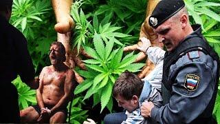 [HD] DROGENFAHNDUNG MOSKAU - Russlands extreme Anti-Drogen-Polizei [Russland Doku 2016]