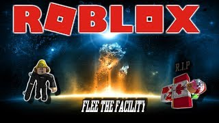 The Beast Outbreak - Roblox - Flee The Facility ft. Aiden (Kinda)