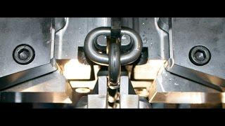 Iron Chain Flash Butt Welding machine