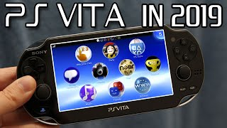 Why You Need the PS Vita in 2018