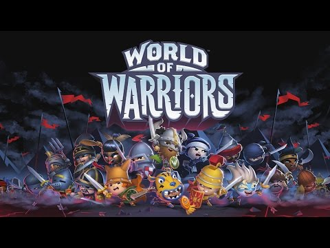 World of Warriors (by Mind Candy Ltd) - Universal - HD Gameplay Trailer
