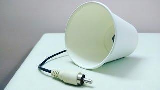 How to Make Speaker