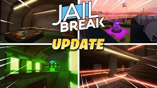 Roblox Jailbreak Live!🔴NEW MILITARY BASE UPDATE! 👽| MILITARY JAIL! 👮|+ More!| Come join us! 😄