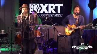 Hard Working Amercans - 02/24/14 - WXRT Stud