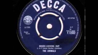 "The Animals ""Inside Looking Out"""
