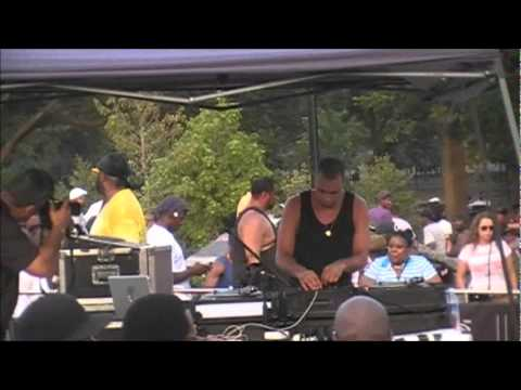 Tony Touch Live at Crotona Park