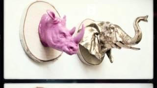 Неожиданное применение пластиковых и резиновых фигурок животных. Часть 1