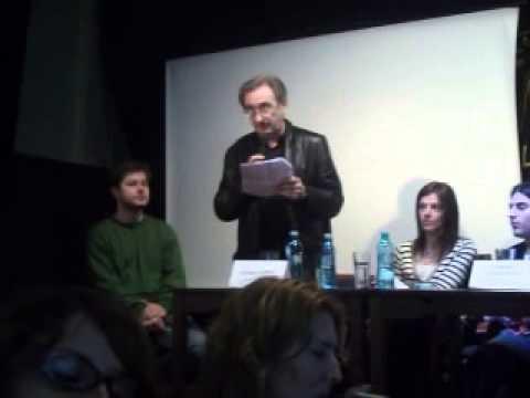 George Szirtes @ FILB 2012