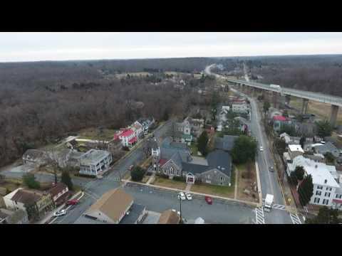 Chesapeake City Drone