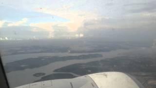 jet airways singapore sin to delhi dl takeoff