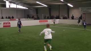 Werder Bremen U9 (2005 jahrgang) Halle Turnier Spiel gegen Gotan. 20131214 120058
