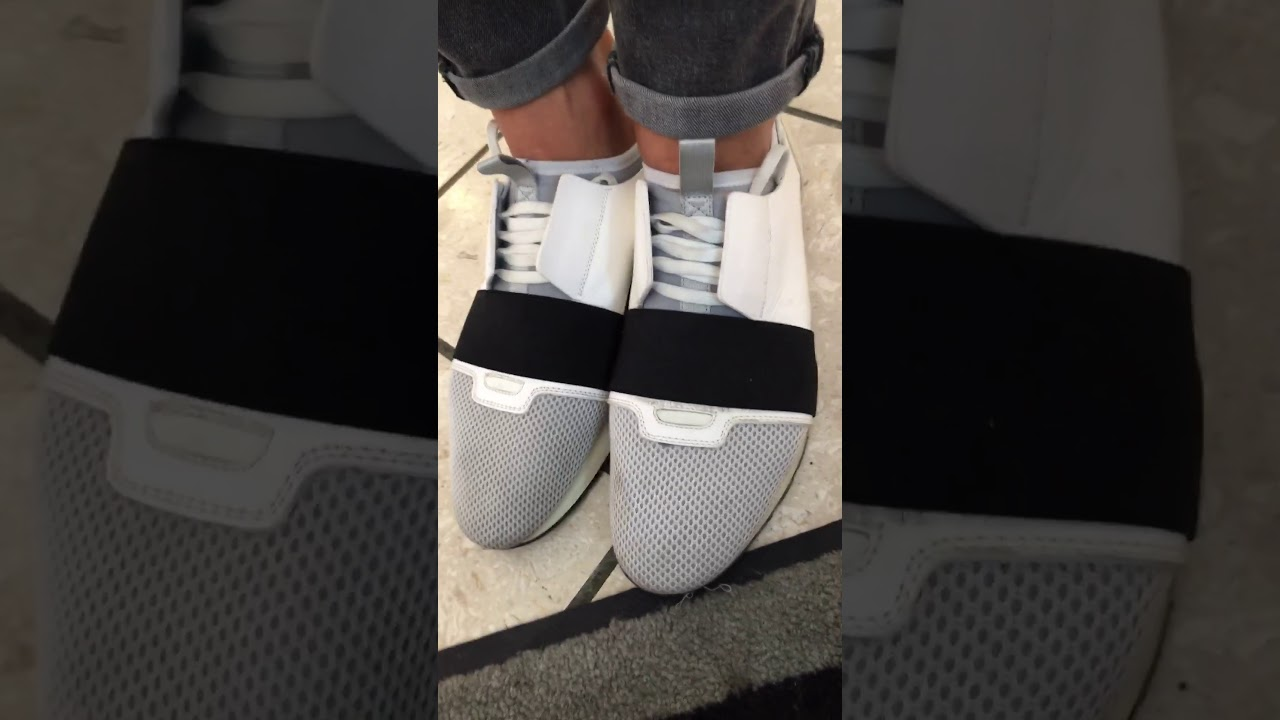 How To Clean Balenciaga With Shoe Mgk With Cnyce Gucci Youtube