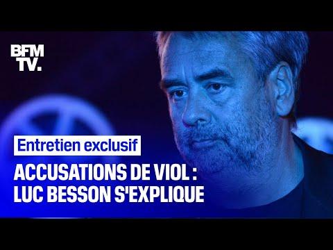 Luc Besson s'explique - L'entretien Exclusif de BFMTV