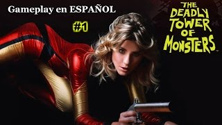 The Deadly Tower of Monsters - Gameplay español - #1 Primer Contacto