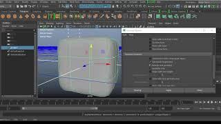 Autodesk Maya Cleanup Tool