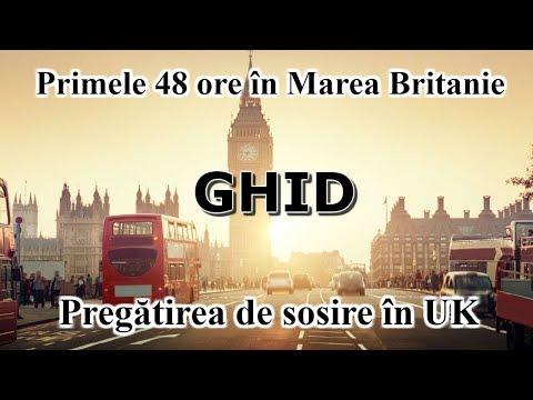 Ep.48 - Primele 48 ore in Marea Britanie + Pregatirea de plecare in UK