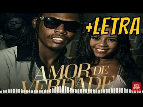 LETRA - Amor De Verdade ( MC KEKEL E MC RITA )