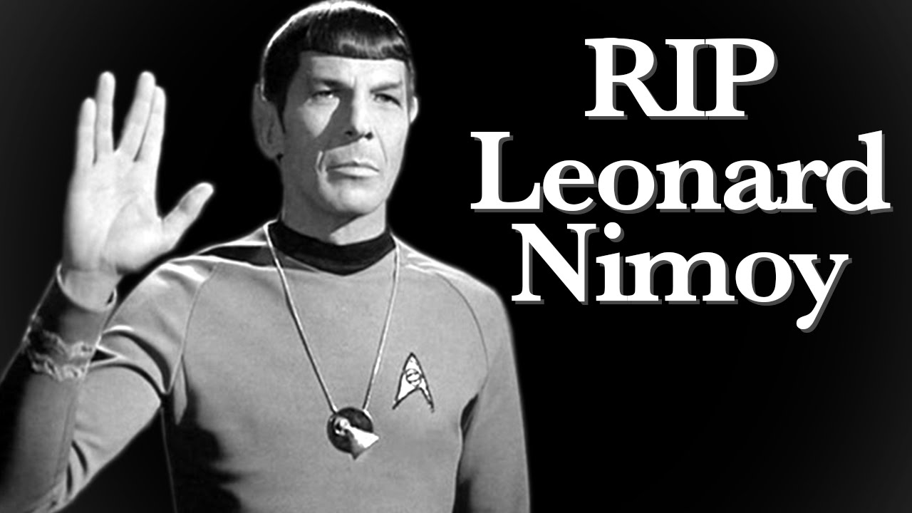 Leonard Nimoy Wheelchair RIP Leonard Nim...