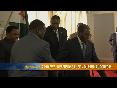 Mugabe faces political threat from sacked VP's base [The Morning Call]