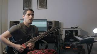 Download Mp3 Dream Theater - Paralyzed Solo Cover With Absolutely No Memes  Not Clickbait