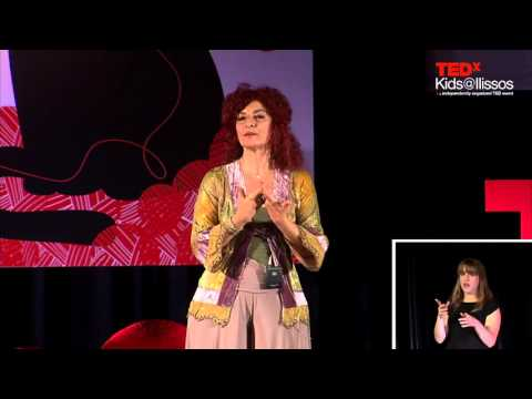 Kids are teachers of body expression | Susana Noemi Abigador | TEDxKids@Ilissos