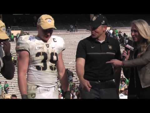 Sights and Sounds: Army Football at the Zaxby's Heart of Dallas Bowl