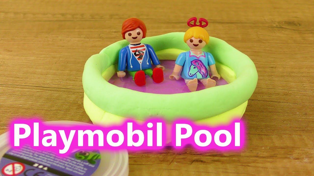 Playmobil pool selber bauen f r hannah julian vogel - Playmobil swimming pool best price ...
