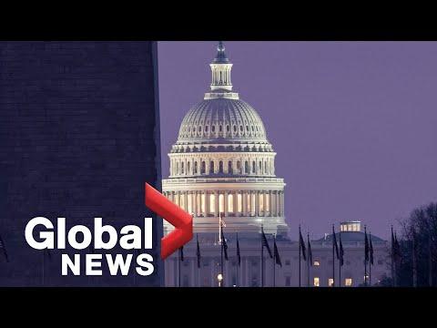 Democrats speak as Pelosi debates sending Trump impeachment articles to U.S. Senate | LIVE