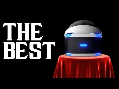 PSVR - The BEST PSVR Demonstration!