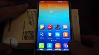 Lenovo S8 Golden Warrior Octa-core Phone Antutu & In-depth review