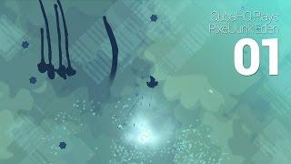 QubaHQ Plays PixelJunk Eden: Part 01