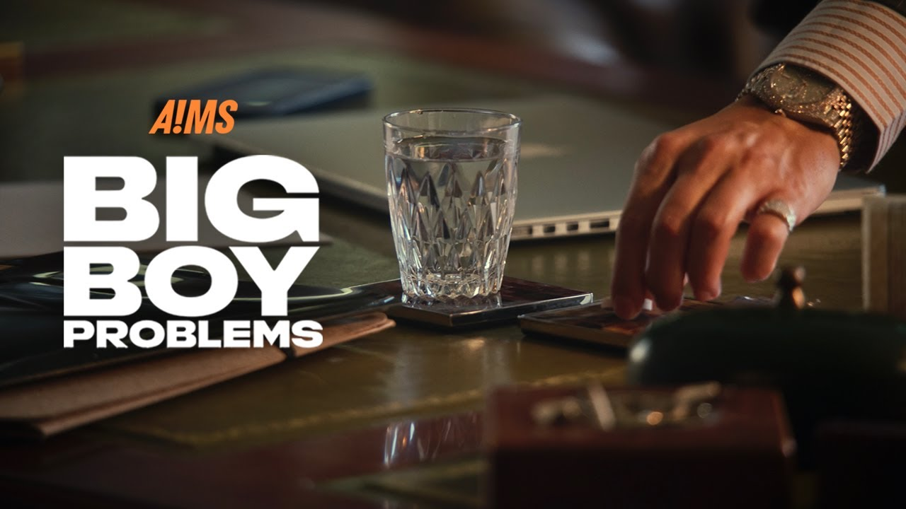 Download A!MS - Big Boy Problems - (Official Music Video)
