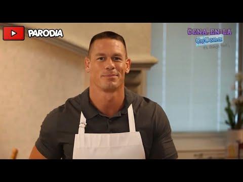Preparando Jamón con John Cena en la CoCena - Luisjefe1Vlogs