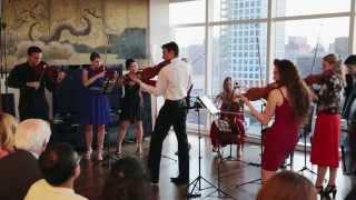 """Semi-Cannonical Great Feud"" (Полу-Каноническая Ссора)   performed by David Aaron Carpenter"