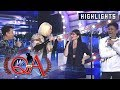 Vice, Vhong, Jhong And Anne Brag About Their Schools   It's Showtime Mr Q And A
