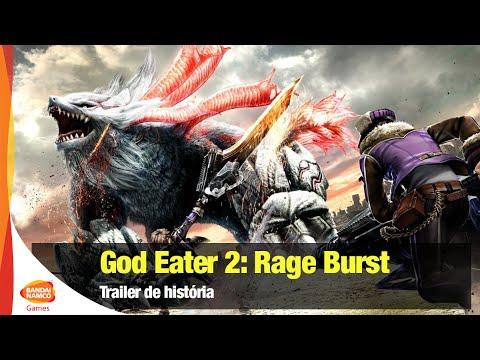God Eater 2: Rage Burst - Trailer de História - Bandai Namco Brasil
