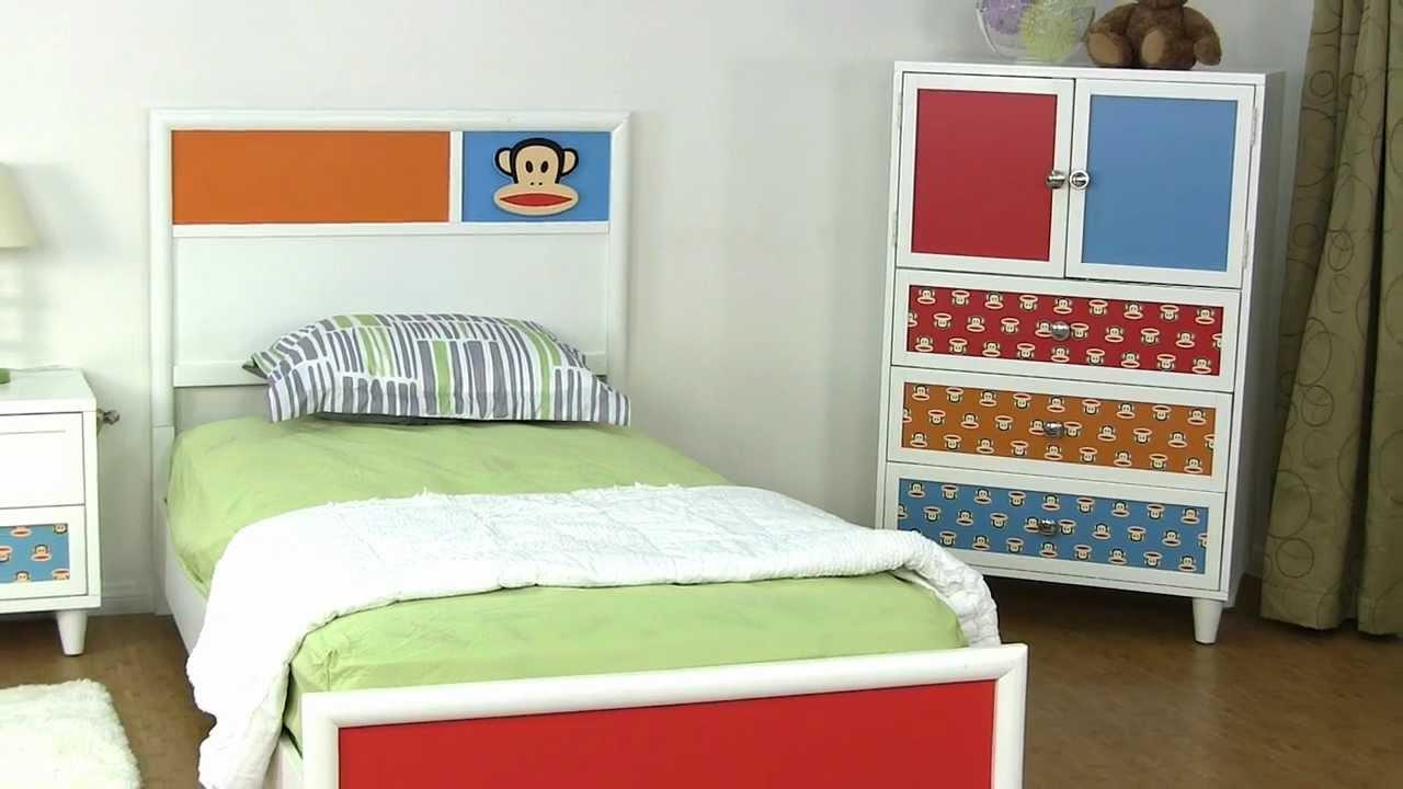 Paul Frank Bedroom In A Box: PAUL FRANK BEDROOM FURNITURE