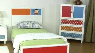 DREAM FURNITURE - PAUL FRANK BEDROOM FURNITURE