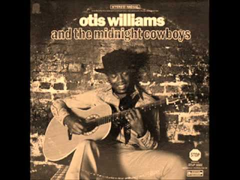 OTIS WILLIAMS - SHUTTERS AND BOARDS 1971